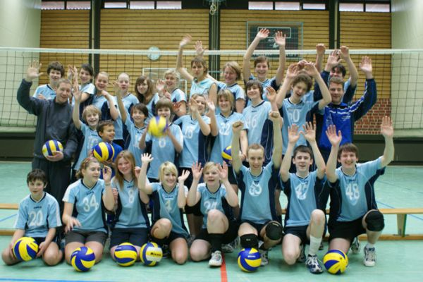Volleyball titelbild